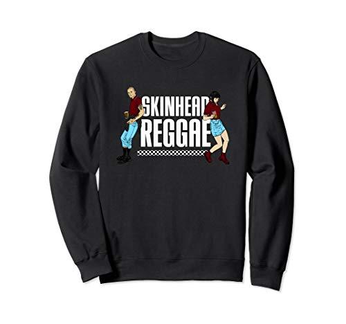 Traditional Skinhead Clothing: Skinhead Reggae Sweatshirt