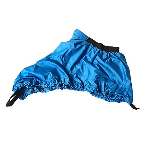 lahomia Universal Kayak Spray Skirt Cubierta de Cubierta Ajustable para Canoa Marine Boat - L #9