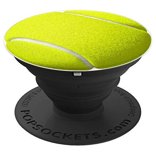TENNIS BALL SPORT DESIGN PopSockets Supporto e Impugnatura per Smartphone e Tablet