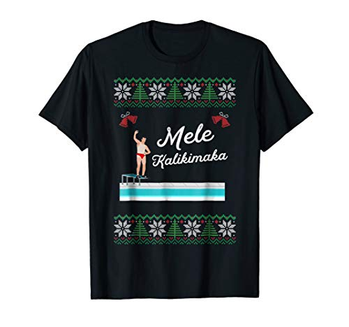 Vacation Funny Ugly Christmas Sweater Style Shirt For Women
