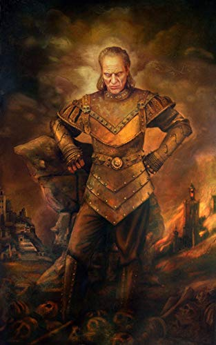Vigo the Carpathian Art Print Poster Poster 24x36 inch poster - This is a Certified Print with Holographic Sequential Numbering for Authenticity Ghostbusters