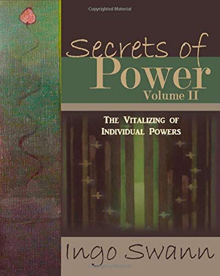 所属病的ブラウザSecrets of Power II: The Vitalizing of Individual Powers