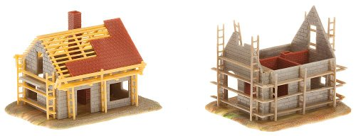 Faller - Edificio Industrial de modelismo ferroviario N Escala 1:160 (F232223)