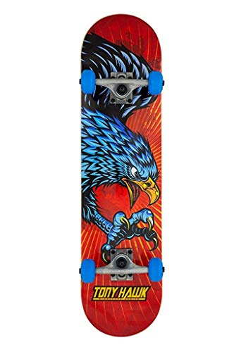 Fillow Skate Completo Tony Hawk: SS 180 Complete Diving Hawk 7.75