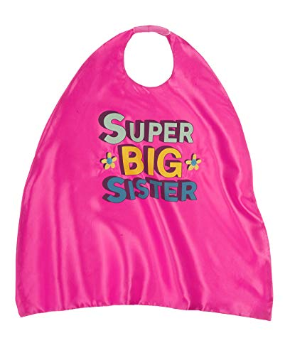 Ganz Super Big Sister Cape Pink