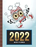 2022 Weekly Planner: 8.5x11 Dated 52-Week Organizer With To Do List - Notes Section -...
