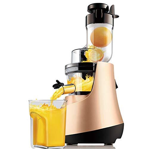 Estrattore automatico di succo di frutta e verdura per uso domestico multifunzionale di grande calibro BNMMJ