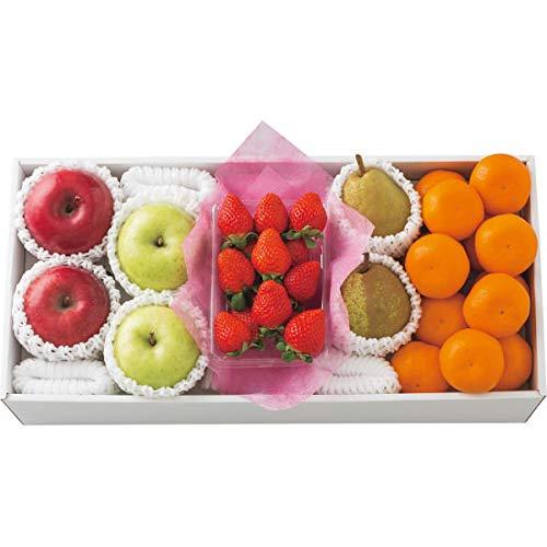 冬のいちごと旬の果物詰合せ お歳暮 好適品 2020年人気 ランキング