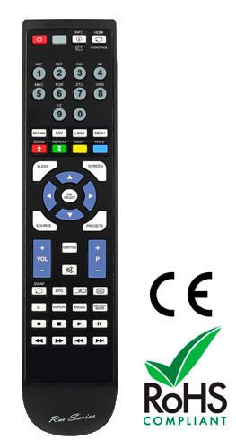 RM Series Reemplazo Mando a Distancia para Oki TV-V19A-PH