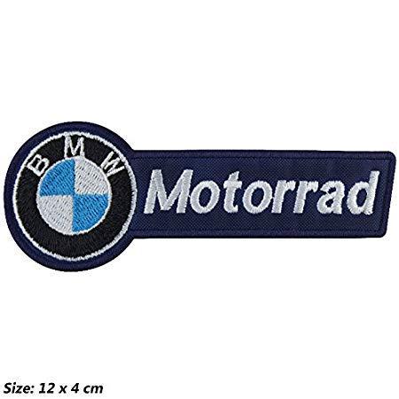 MAREL Patch /écusson brod/é thermocollant Motorrad V8-1214 Replica