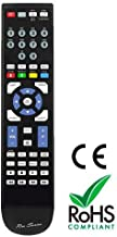 RM-Series Replacement Remote Control For Techwood RC1165[TV+DVD]