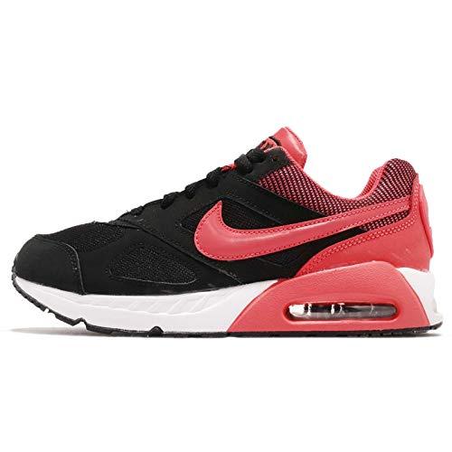 Nike Nike Mädchen 579998-080 Fitnessschuhe, Schwarz (Black/Ember Glow), 37.5 EU