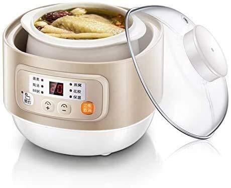 Slow Cooker vapor del hogar Guiso multifunción embarazada Suplemento nutritivo desayuno Tonic bebé LMMS