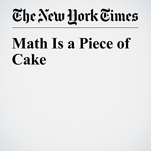 Math Is a Piece of Cake audiobook cover art