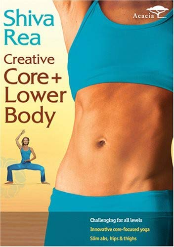 Shiva Rea Creative Core and Lower Body