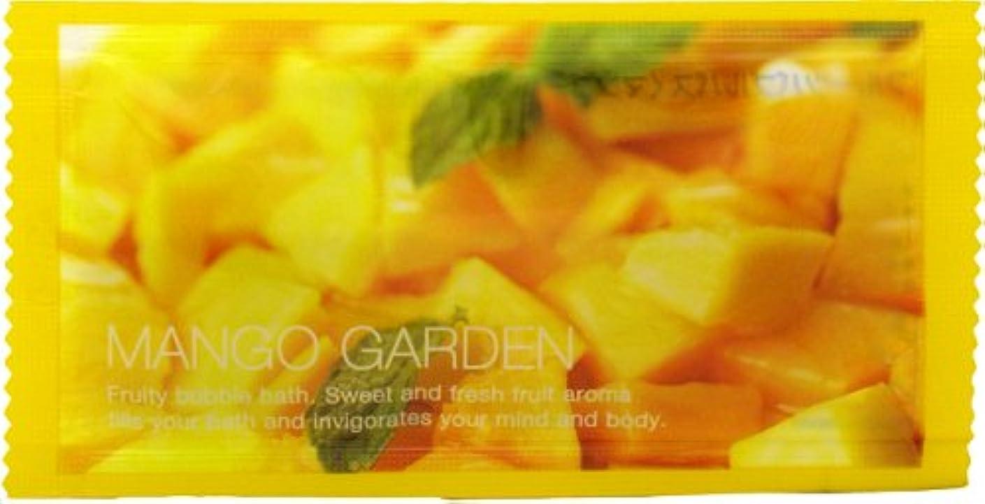 疑問を超えて輝度有能なフルーツバブルバス マンゴーの香り 1P 12ml