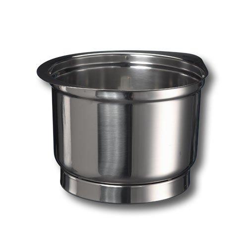 Behälter aus Metall 7322000464 für Küchenmaschine Braun Multiquick K 3000