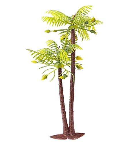 Palme 2 -fach 6x13cm Miniatur