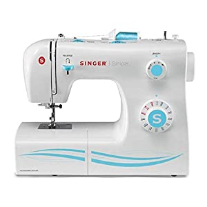 Singer Simple 2263 23-Stitch Sewing Machine White