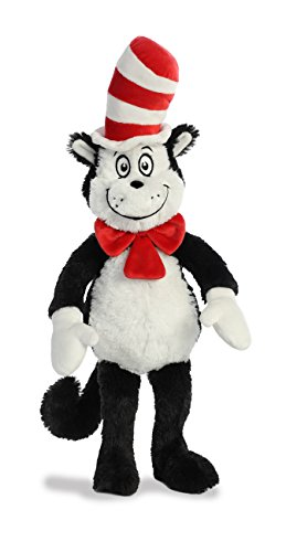 Aurora - Dr Seuss - 20' Cat in The Hat, Red, White, Black