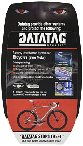 Datatag Ti Pro Système de marquage de sécurité Noir