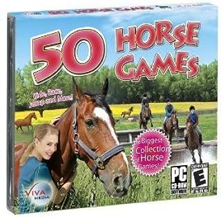 Viva Media 138655 50 Horse Games