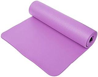 YXZQ Fitness Equipment, Non-Slip Yoga Mat Sport Gym Soft Pilates Mats Foldable For Body Building Fitness Exercises Equipme...
