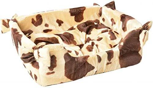 Hondenmand rechthoek Cowgirl - 47 x 35 cm