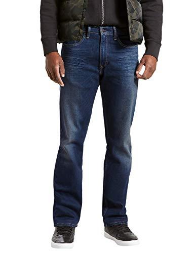 Levi's Men's 505 Regular Fit Jeans, Roth, 36W x 34L
