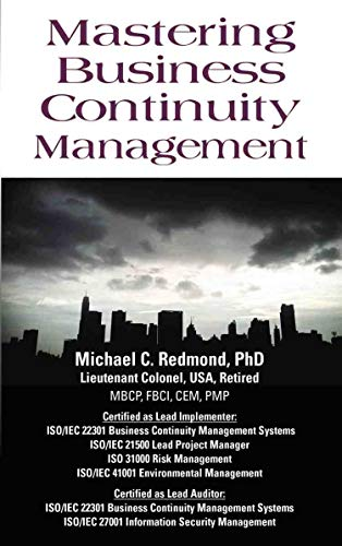 Mastering Business Continuity Management by [Dr Michael C Redmond PhD]