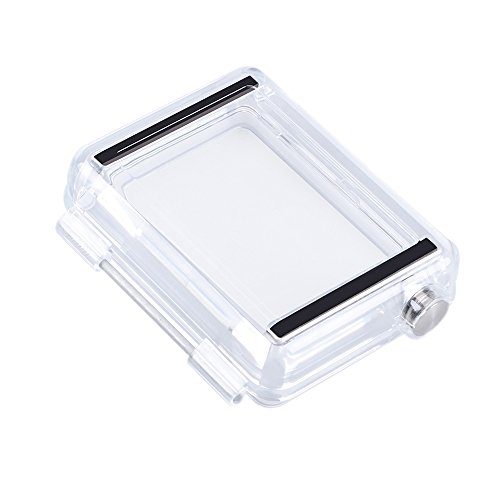 Suptig BacPac Backdoor kompatibel für GoPro Hero4 Silver, Hero4 Black, Hero3+ Kamera-Gehäuse für GoPro BacPac LCD-Bildschirm, erweiterter Akku