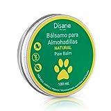 DISANE Bálsamo Patas Perro Natural 100ml | Bálsamo para Almohadillas Secas, Irritadas e Inflamadas...