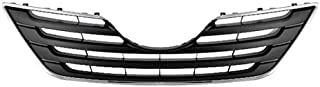 Koolzap For 07-09 Camry XLE Front Grill Grille Assy Chrome Frame TO1200289 5310106080C0