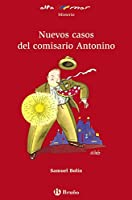 Nuevos casos del comisario Antonino/ New cases of Commissioner Antonino (Altamar)