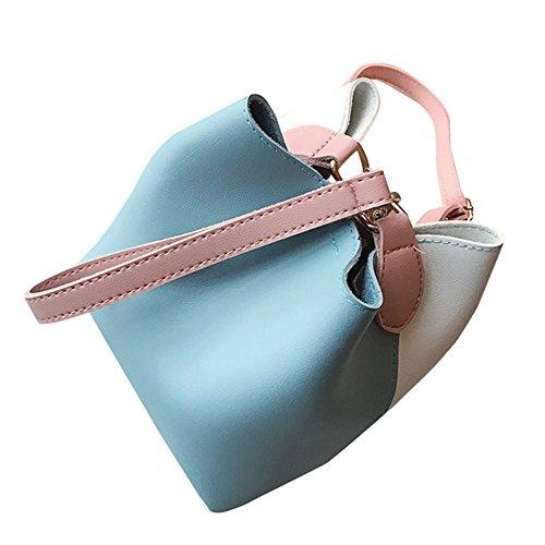 OIKAY 2019 Frauen Tasche Handtasche Schultertasche Umhängetasche Mode Neue Handtasche Damen Umhängetasche Schultertasche Transparente Strand Elegant Tasche Mädchen 0220@003