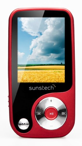 'Tech Thorn MP3 Player Red (Import From Spain)