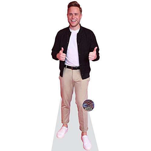 Celebrity Cutouts Olly Murs (Thumbs Up) Grandeur Nature