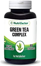 Green Tea Complex helps improve metabolism and reduce belly fat