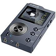 Surfans F20 - MP3 Player mit Bluetooth, DSD DAC, Verlustfreier hochauflösender digitaler Ton, Tragbarer Audioplayer mit 32GB Speicherkarte, Speicher auf bis zu 256 GB erweiterbar