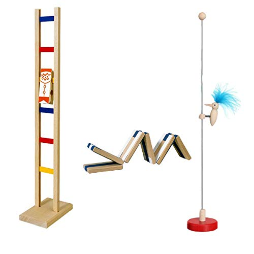 GICO Holzspielzeug Set 1 mit 3...