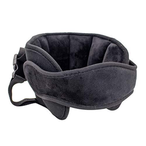 KANGMOON Kopfstütze Kindersitz Kinder Auto kinderkopfstütze für Autositz Nackenstützen Einstellbare Kopfschutz Schlafkissen Kopfhalterung (D)