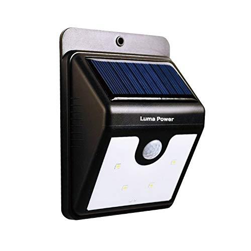 ソーラーセンサーライト 玄関照明 LEDライト モーションセンサー 屋外用 ライト 防犯防災ライト 玄関ライト 壁掛け式 太陽発電 省エネ 人感センサーライト