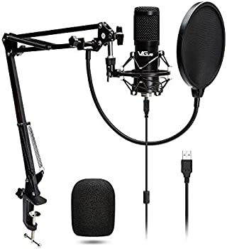 VeGue USB Condenser Microphone Kit