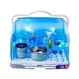 winnerruby Babyflaschensterilisator, USB UV Babymilchflaschenbox, U-V Box Zur Reinigung Von Babyflaschen