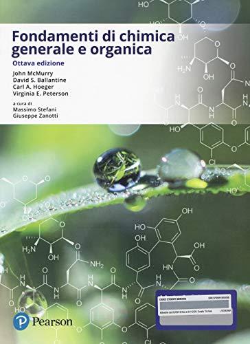 Fondamenti di chimica generale e organica. Ediz. MyLab. Con Contenuto digitale per accesso on line