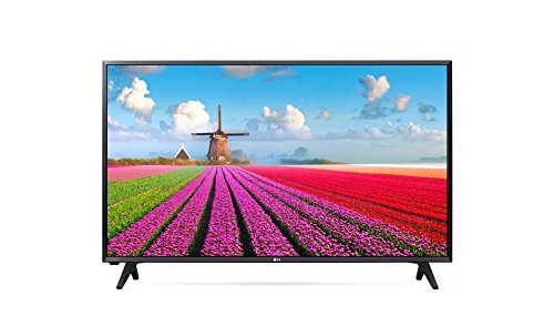 "LG 32LJ500U 32"" HD+ Black LED TV - LED TVs (81.3 cm (32""), HD+, 1366 x 768 pixels, LED, PMI (Picture Mastering Index), Flat)"