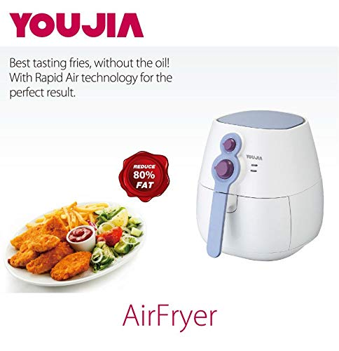 youjiv New Design Electric Air Deep and No Oil Fryer