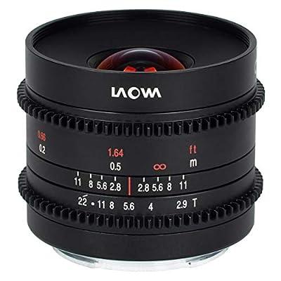 Venus Laowa 9mm T2.9 Zero-D Cine Lens for Sony E by Venus