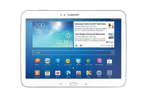 "Samsung Tablet 10.1"" Galaxy Tab 3 10.1 P5210 16GB, weiß"