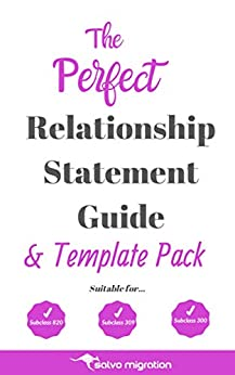 The Perfect Relationship Statement Guide & Template Pack by [Martin Salvo]